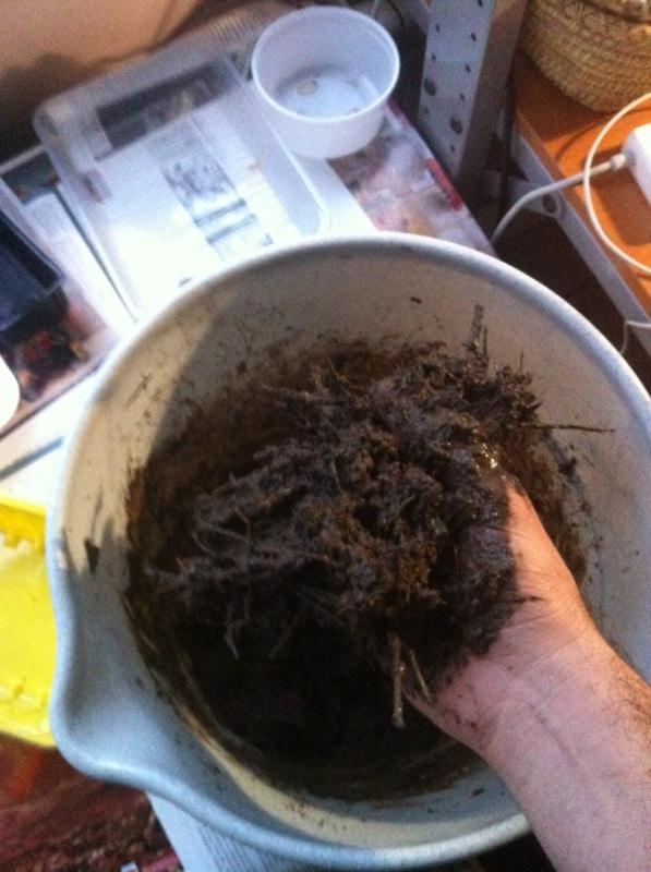 Guerilla Gardening - Barro bomas de semillas