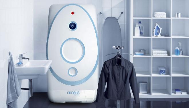 Usar co2 en una lavadora en vez de agua bio victor - Lavadora sin agua ...
