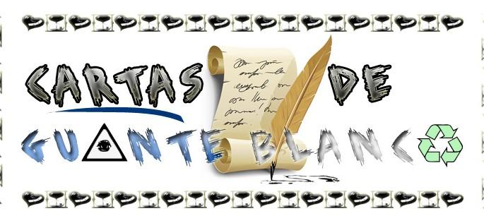 Cartas de guante blanco