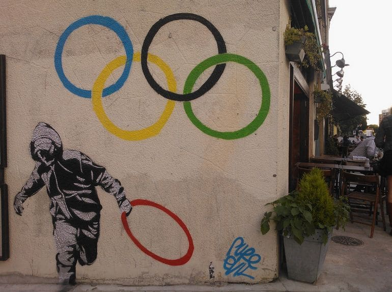Looser olympics
