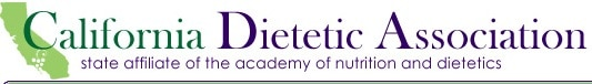 California Dietetic Association