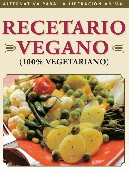 Recetario Vegano de ALA