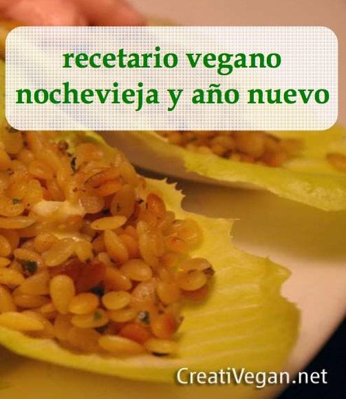 Recetario vegano CreatiVegan