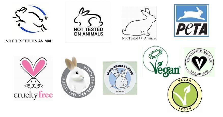 simbolos libres de sufrimiento animal