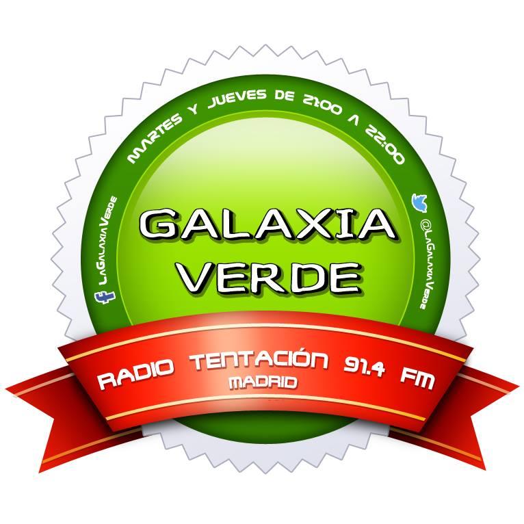 Logo Galaxia Verde