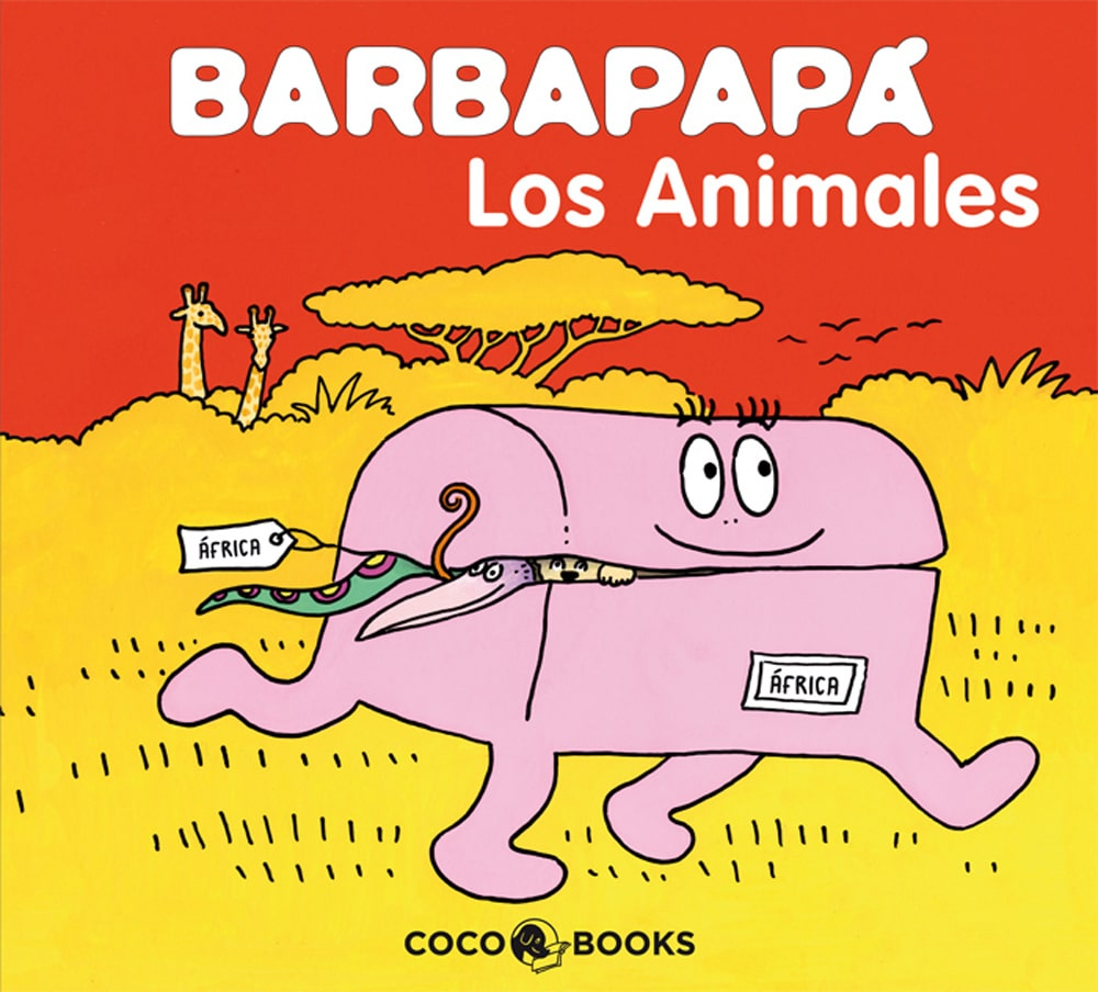 Barbapapa - Los animales