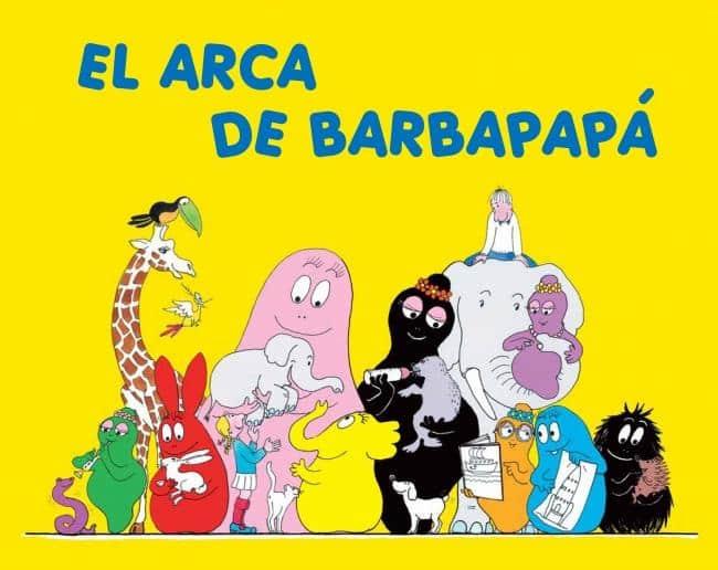 El arca de Barbapapá