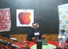 Bio Victor Radio Tentación sudadera