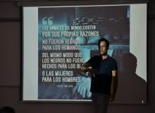 Charla Facultad Psicologia Bio Victor – Frase de Alice Walker