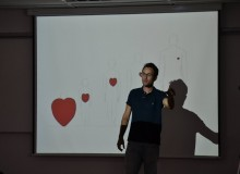 Charla Facultad Psicologia Bio Victor corazones