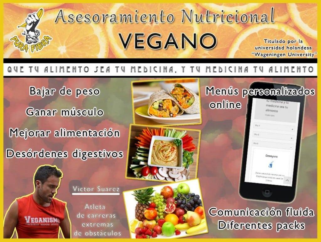 Nutricionista Vegano