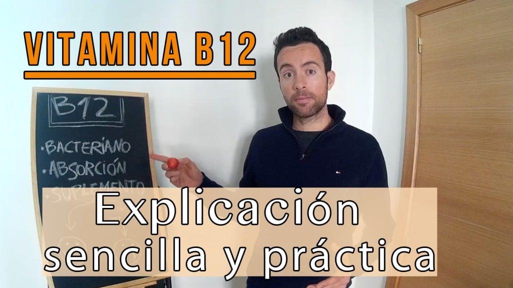 Vitamina B12 BioVictor