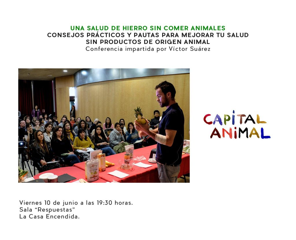 Capital Animal - Victor Suarez
