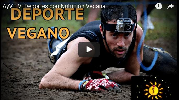 Entrevista para Amor y Vida TV - Victor Suarez - Deportes con Nutrición Vegana