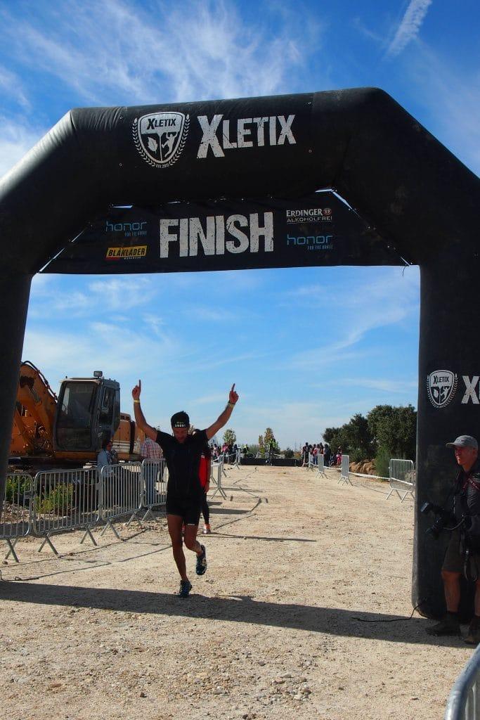"""Carrera de obtáculos """"X-letix"""", 12km - Aranjuez"""
