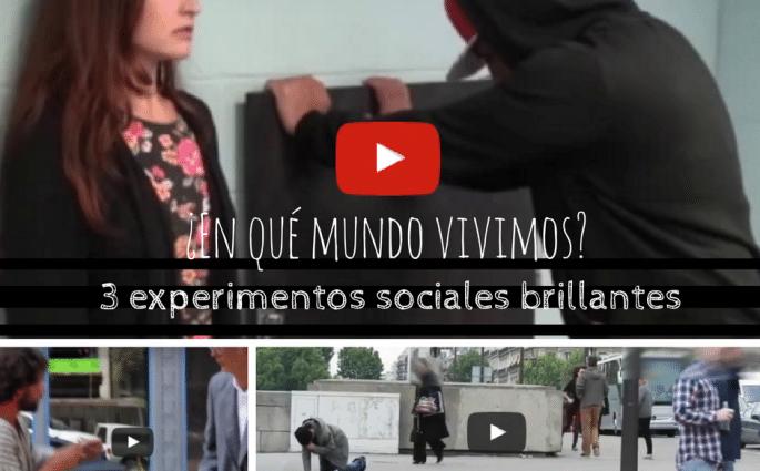 Mes 1- 3 experimentos sociales