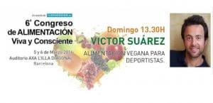 6º Congreso De Alimentación Viva Y Consciente – Barcelona