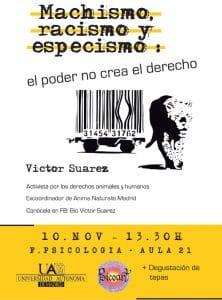 Machismo-racismo-y-especismo-Victor-Suarez