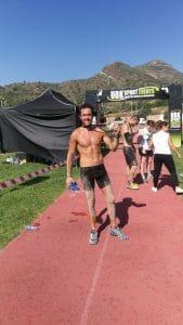 Unbroken Race Val d Uxo - Victor Suarez