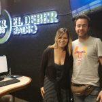Bio Victor Suarez - Radio El Deber Radio de pie