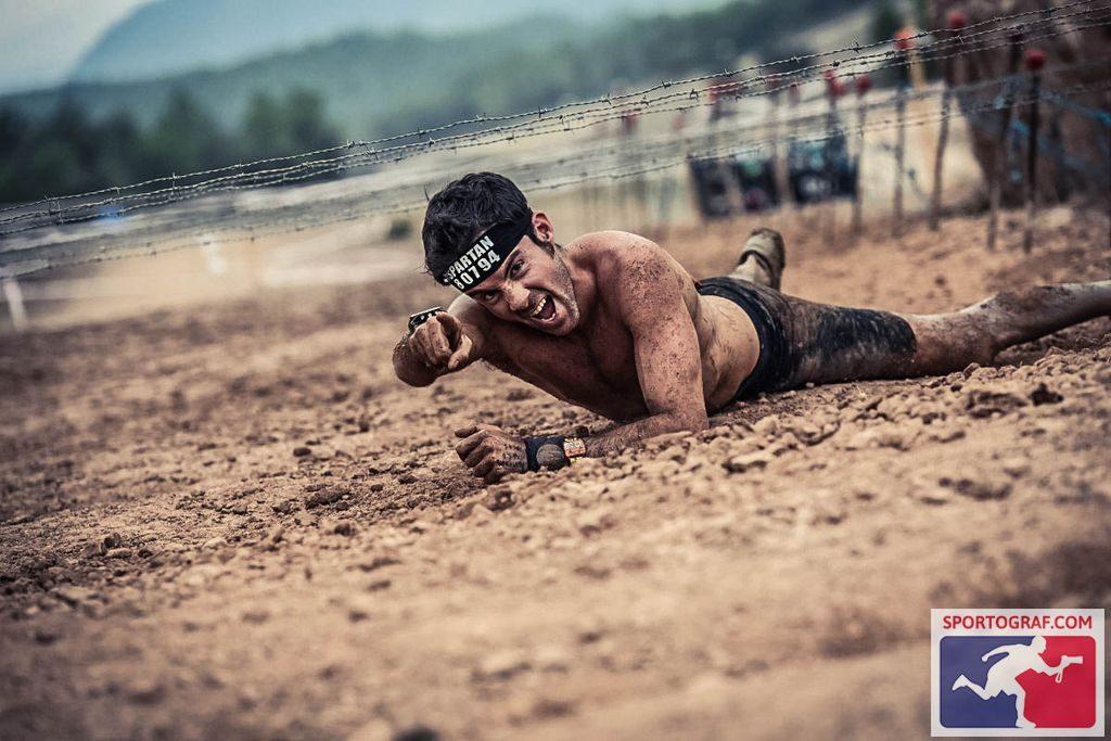 Victor Suarez - Spartan Race Barcelona 2018