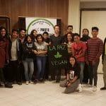 Fotos La Paz Vegan y Mana de los Cielos. Bio Victor Suarez