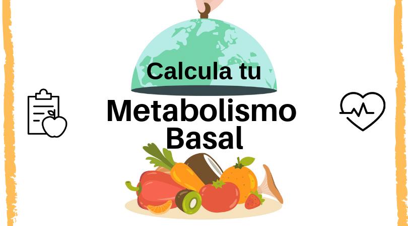 Calcular MB metabolismo basal
