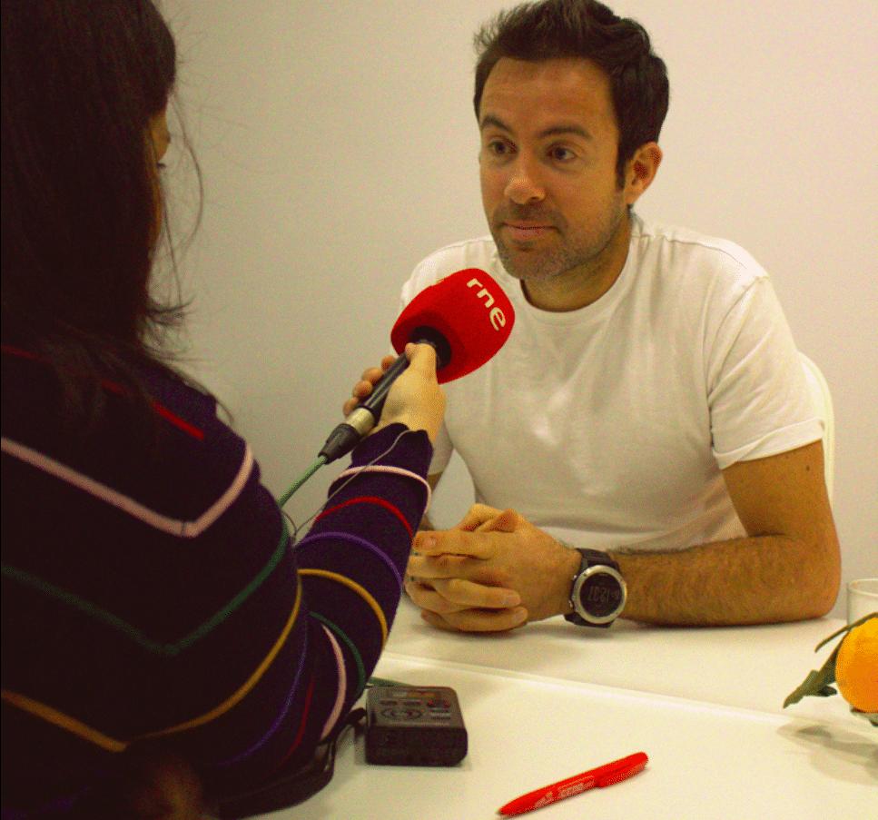 RNE entrevista Victor Suarez Prat nutricionista vegano