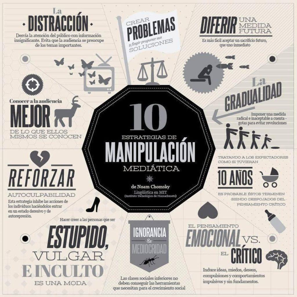 10-estrategias-de-manipulacion-mediatica,-por-noam-chomsky-(filosofo,-linguista,-escritor,-activista-y-profesor-emerito-del-prestigioso-mit)