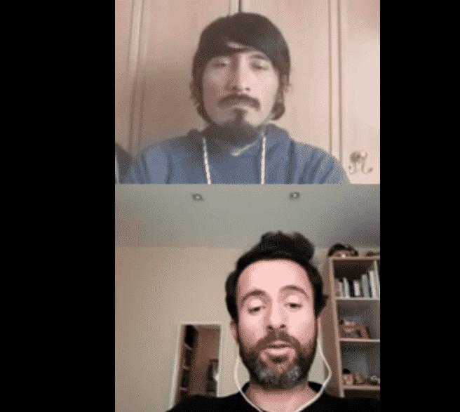 Galaxia Verde y Bio Victor Suarez - Comiendo vegano y sano en la cuarentena