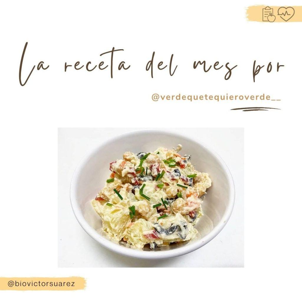 «Víctor, ¿qué receta me recomiendas para..