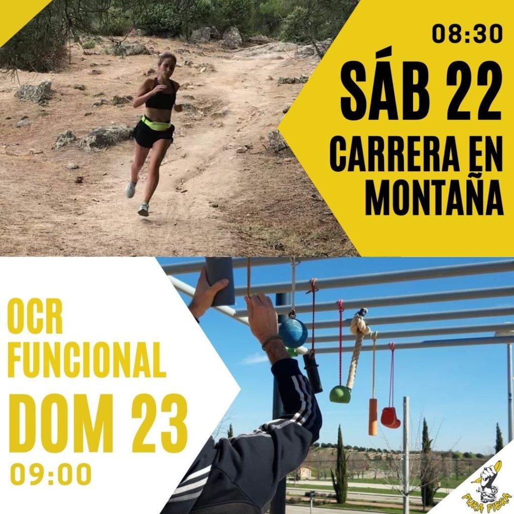 Desde Madrid a #Marbella y #Estepona  llegan los entrenamientos más divertidos que te harán sudar como nunca