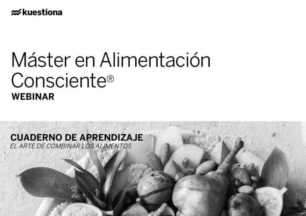 Me alegra muchísimo volver a participar en el «Máster de Alimentación Consciente» de @kuestiona ! 💚