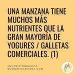#NutricionBasica para que no te la cuelen