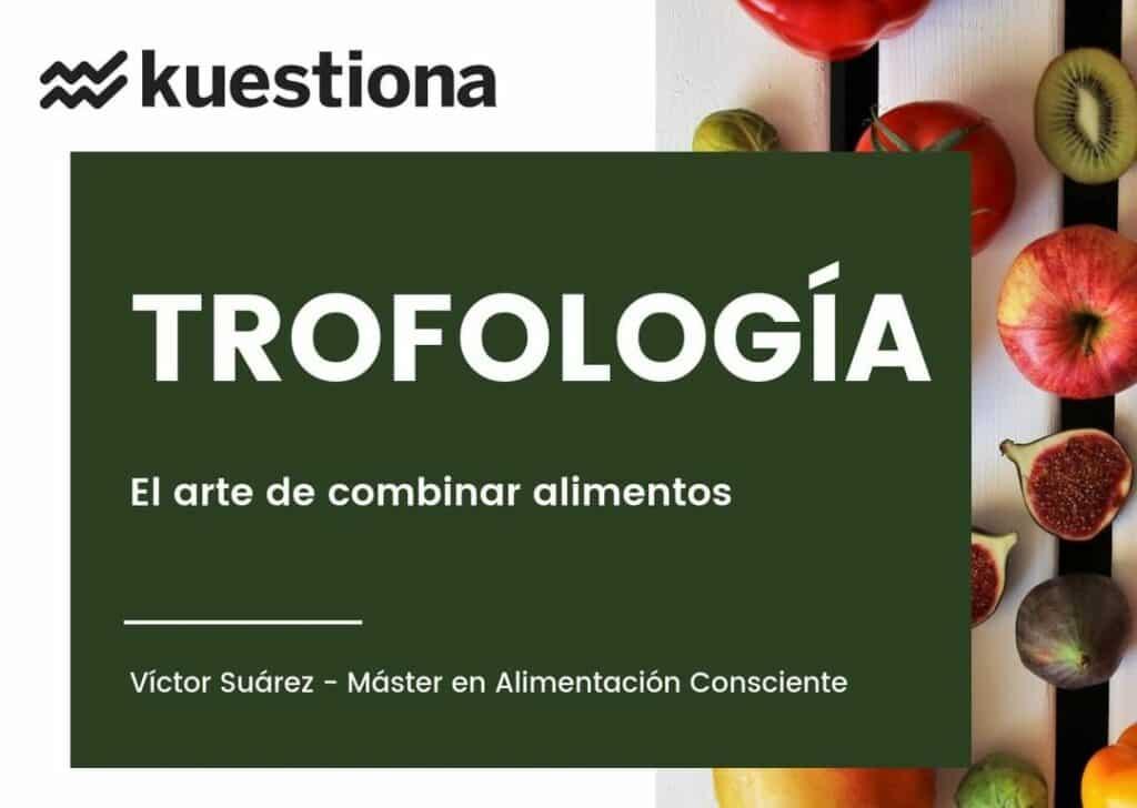 3ª edición del Master de Alimentación Consciente de @kuestiona que orgullosamente participo 🤓